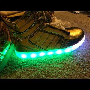 Osiris Light Up Shoes